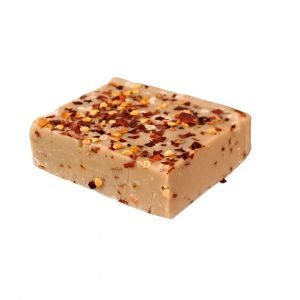 caramel chilli fudge